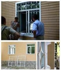 Установка решеток в Казани
